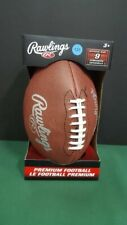 Rawlings Football Official Size 9 Premium New in Box