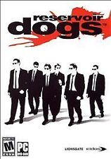 Reservoir Dogs DVD-ROM video game for PC BRAND NEW AND SEALED Quentin Tarantino