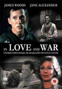 In Love and War DVD 1987 James Woods Movie Drama War Vietnam Film AUST REG 4