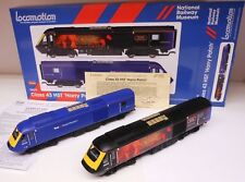 Hornby/NRM R3379 - FGW HST Power Cars 43172 Harry Patch & 43154 Ltd/Edition.(00)