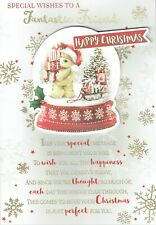 LARGE ~ QUALITY ~ CUTE CHRISTMAS CARD ~SOMETHING FOR EVERYONE Great Designs L@@K