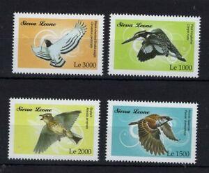 Sierra Leone - Birds - Fauna - Nature - MNH** AM2