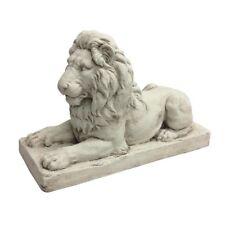 Löwen Gartenfiguren & -skulpturen aus Steinguss