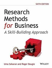 Research Methods for Business : A Skill-Building Approach by Uma Sekaran and ...