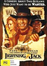 Lightning Jack ( Paul Hogan ) DVD