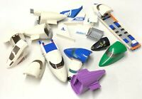 LEGO LARGE LOT OF BIG AIRPLANE JET PLANE PIECES PASSENGER JETS COCKPIT MIX