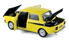 NOREV 1:18 AUTO DIE CAST SIMCA 1000 RALLYE 2 1976 MAYA YELLOW ART 185708