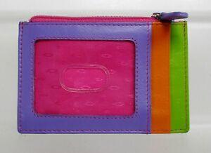 Slim Card Wallet Pocket Credit ID Card Slots Holder RFID BLOCKING