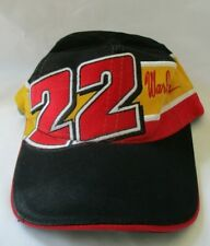 CAT RACING 22 WARD BURTON YOUTH SNAPBACK CAP HAT