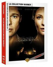 L'étrange histoire de Benjamin Button DVD NEUF SOUS BLISTER