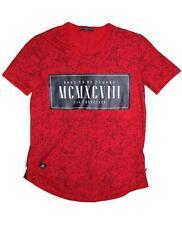 Bequem sitzende Redbridge Herren-T-Shirts aus Baumwolle keine Mehrstückpackung