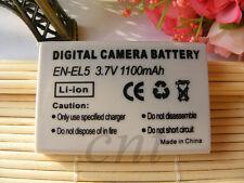 Battery for Nikon Coolpix P6000 3700 7900 P510 P520 P90 P80 P5100 S11 EN-EL5