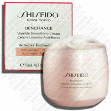 Shiseido Benefiance Wrinkle Smoothing Cream 2.6 oz / 75 ml - New In Box