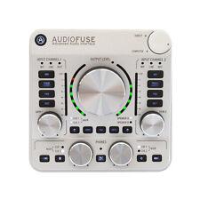 Arturia AudioFuse USB Audio Recording Performance Interface Silver w/ ADAT +Pick