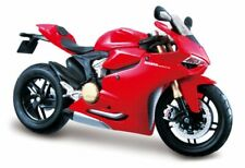 Ducati 1199 Panigale 2012 Red scale 1:12 From Maisto