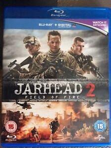Jarhead 2 - Field of Fire Blu-ray (2014) Cole Hauser, Paul (DIR) cert 15