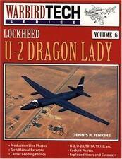 Lockheed U-2 Dragon Lady - Warbird Tech Vol. 16 (TP) De
