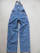 Levi's Latzhose Latz Jeans Hose Gr. S W 27 /L 32, Vintage Denim Overall LEGEND !