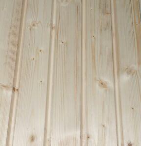 Profilbretter Profilholz Fassadenprofil Fasebretter 20x90mm Länge:100cm