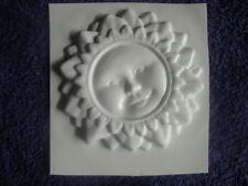 1 große Sonne mit Gesicht Gießform