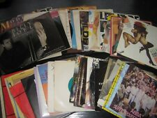 "7"" Vinyl Singles Job Lot 100 records: 80's and 90's"