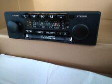 Radio BMW E21 M1 E28 E30 E23 E24 E12 Bavaria Cassette oldtimer from '81->
