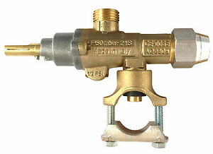 GASVENTIL - GASHAHN 21S