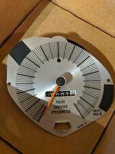 NOS AMC 1972 1973 Matador Police Certified Speedometer Adam 12 LAPD