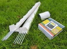 COMPLETE ELECTRIC FENCING KIT / EQUESTRIAN / LIVESTOCK / PADDOCK