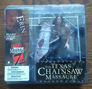 The Texas Chainsaw Massacre - Erin -  Movie Maniacs Series 7