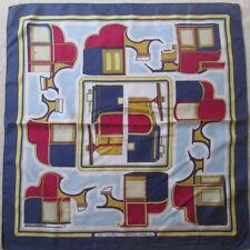 1aed26eea393 -Authentique Foulard carré HERMÈS