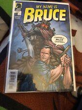 My Name Is Bruce One-Shot NM- 1st Print Dark Horse Comics