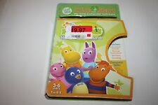 LeapFrog Click Start | Nick Jr. The Backyardigans Number Pie Samurai | 22657 NEW