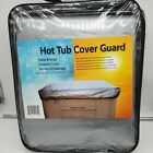 """Outdoor Innovations Hot Tub/Spa/Jacuzzi Cover Guard Thermal Protector 8'X8'X12"""""""