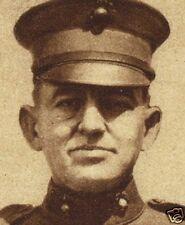 """US Marines Maj Gen John A Lejeune Cmd 2nd Div World War 1, 5x4"""" Reprint Photo a"""