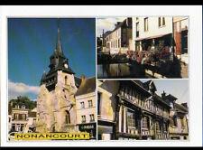 """NONANCOURT (27) MAISONS à COLOMBAGES , EGLISE & COMMERCE """"Laine PHILDAR"""""""