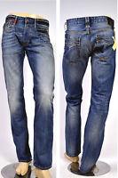 Otra Vez Da ! Replay Jeans MA955 Newbill 606 308 Azul Medio Confort Fit Nuevo