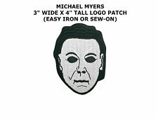 MICHAEL MYERS HALLOWEEN CULT CLASSIC HORROR FILM ROCKABILLY MONSTER MOVIE PATCH