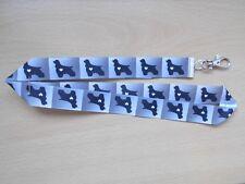 Handmade Cocker Spaniel Dog Lanyard Whistle Walking Training Puppy Key ID Hearts