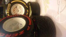 f1  formula RC 1/5 piste stickers de roue PMT GRP FG GENIUS ST5 RS5  autocollant