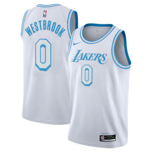 Russell Westbrook #0 Los Angeles Lakers Jersey PRE-ORDER (S-2XL)