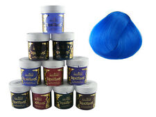 LA RICHE DIRECTIONS HAIR DYE COLOUR LAGOON BLUE x 4 TUBS