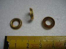 20 cuvettes en laiton pour vis de 4 mm ,ou  rondelles à vis de 4 mm
