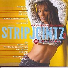 Strip Jointz, Vol. 2: More Hot Songs for Sexy Dancers by Various Artists - CD