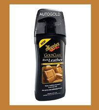 MEGUIARS Trattamento Interni Pelle Rich Leather Cleaner pulitore auto sedili