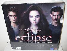 #1458 NIB Cardinal Twilight Saga Eclipse Movie Board Game
