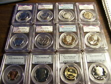 PCGS GRADED COINS-MIXED BOX-1 BUY=2 SLABS & 1 EXTRA RANDOMLY PULLED FROM BOX