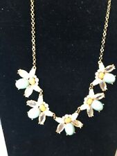 necklace 16 inch chain vintage unique gemstone bee