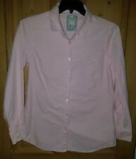 Women's crew clothing pink shirt - tailored fit - size 14