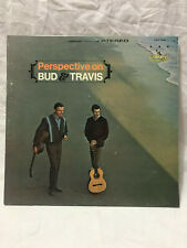 PERS[ECTIVE BUD & TRAVIS ALBUM VINYL LIBERTY RECORDS
